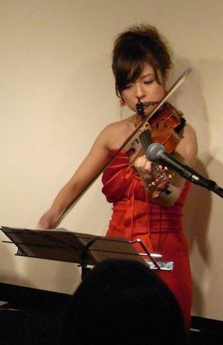 羽純さん - 2009-01-10@the Throb