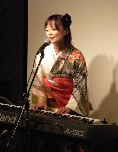 堀川ひとみさん - 2009-01-10@the Throb
