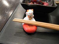 箸置きも、もちろん猫 - 猫のまほう・蒲田東口店